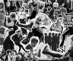 idols, kpop, and winner image