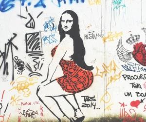 brazil, Funk, and graffiti image