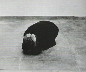 black and sad image