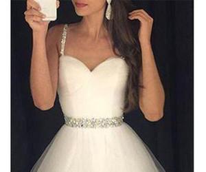 dress and short prom dress image