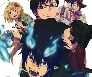 ao no exorcist, anime, and shiemi image