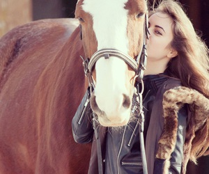 free, girl, and horse image