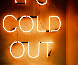 Cold Light And Neon Image