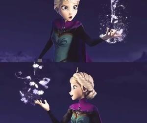 disney, elsa, and frozen image