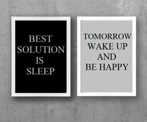 quotes, sleep, and happy image