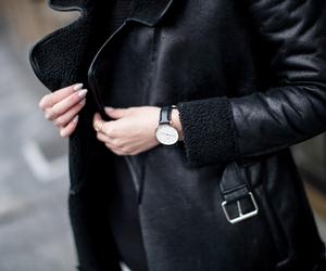 black, favorite, and jacket image