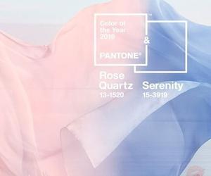 2016, rose quartz, and serenity image