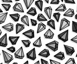diamond and wallpaper image