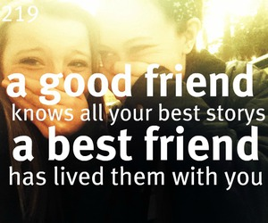 girl, know, and bestfriend image