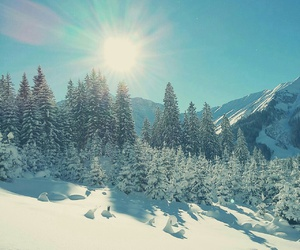austria, country, and mountains image