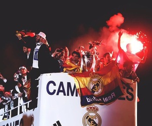 football, madrid, and real madrid image