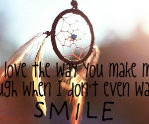 quote, Dream, and smile image