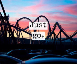 go, just, and quote image