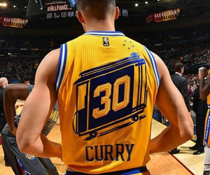 Basketball, stephen curry, and golden state image