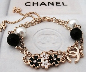 chanel and bracelet image