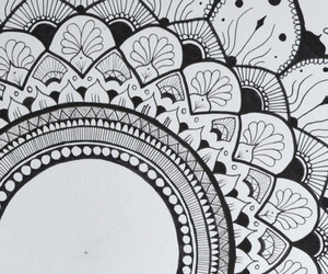 drawing, pattern, and tumblr image