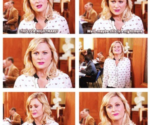 Amy Poehler, face, and fly image