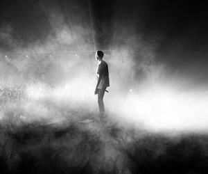 artist, black&white, and dreams image