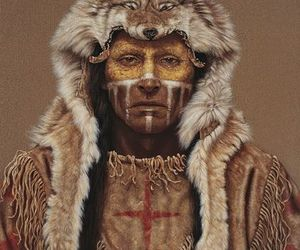 freedom and native american image