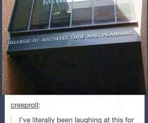 funny and architecture image