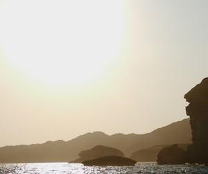 beautiful, france, and sunset image