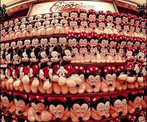 disney, mickey mouse, and disney store image