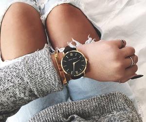 fashion, watch, and jewelry image