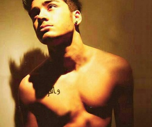 young, without t-shirt, and zayn malik image