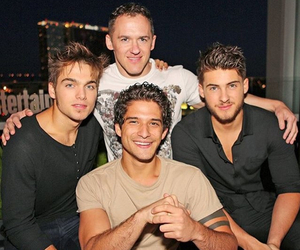 tyler posey, teen wolf, and cody christian image