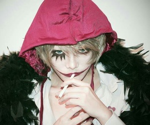 cosplay, one piece, and corazon image