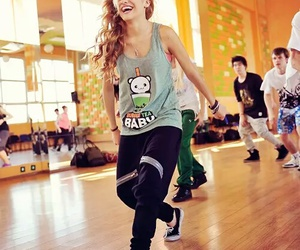 dance, chachi, and chachi gonzales image