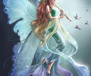 fairy and fantasy image