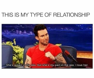 lol, maroon 5, and Relationship image