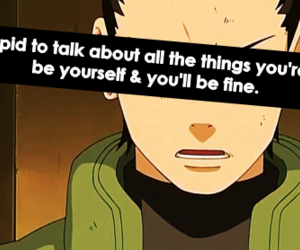 quote, anime, and naruto image