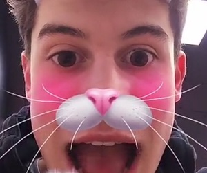 snapchat, shawn mendes, and shawnmendes image