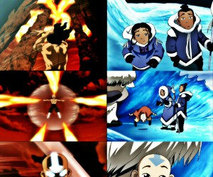 aang and the last airbender image