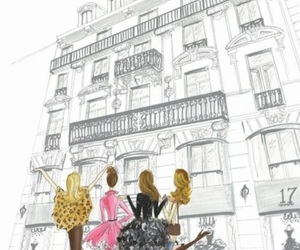 Dream, paris, and fashion image