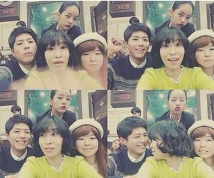 hyeri, lee minji, and lee seyoung image