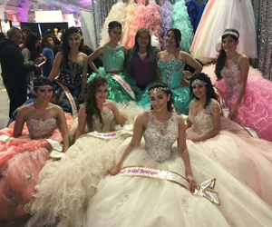 15, quince, and quinceanera image