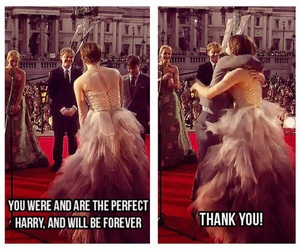 hermione granger and jk rowling image