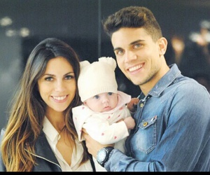 family and marc bartra image