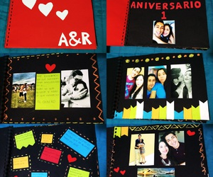 album, amor, and aniversario image