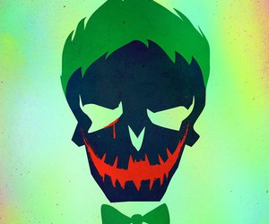 joker, suicide squad, and wallpaper image