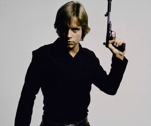 star wars, luke skywalker, and mark hamill image