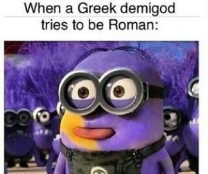 demigod and greek image