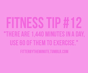 fitness and fitness tip image