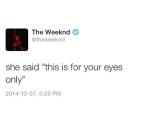 eyes, only, and the weeknd image