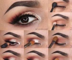 makeup, fashion, and beautiful image