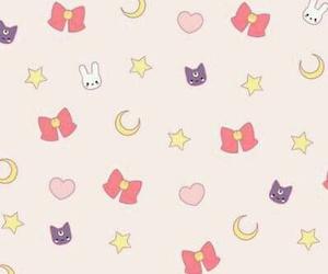 sailor moon, wallpaper, and kawaii image