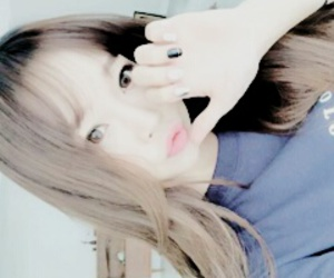 korean, sian, and ulzzang.girl image